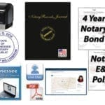Tennessee Notary Professional Package