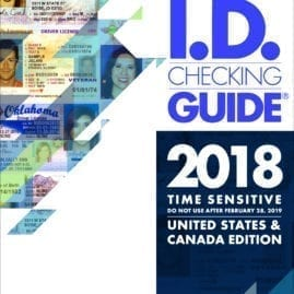 2018 ID Checking Guide, U.S. and Canada