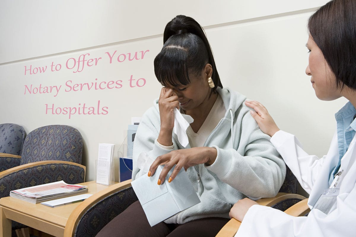 Hospital Notary Business